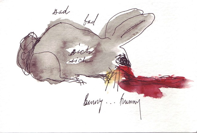 'sad bad bunny'