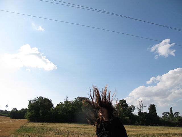 Tina Trampoline Hair Kleylehof, Austria