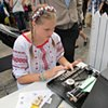 Typewritten Tales, Ukrainian Festival, E. 7th Street, East Village, Lower East Side History Month, May 2015