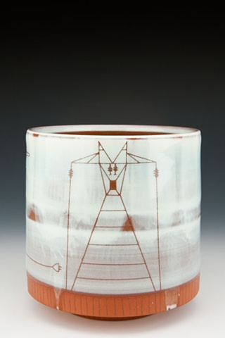 """Electric Army"" (cup), view 2"