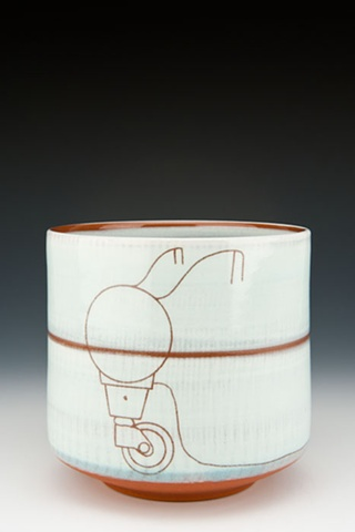 """""""Plug Puller"""" (cup), view 2"""