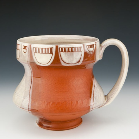 """""""Pod"""" (handled cup), view 1"""