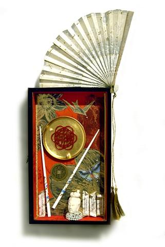 Oriental memorabilia