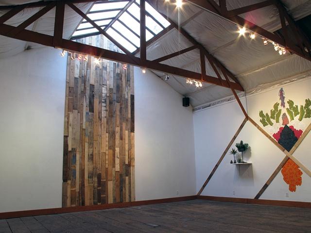 Veneer (installation view)