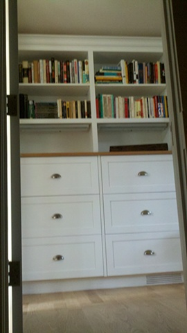 Custom file drawers