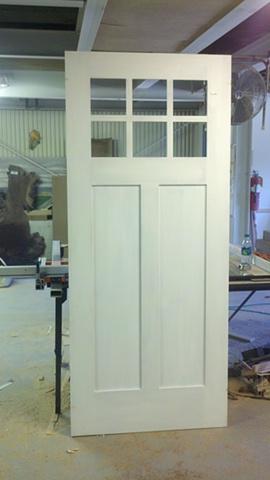 Beautiful Craftsman Exterior Door