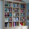 Bookcase cabinet 
