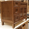 Walnut Vanity 