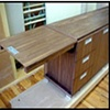 Office Desk (P. Billow Woodworking)