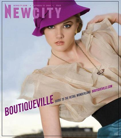 Boutiqueville 2009