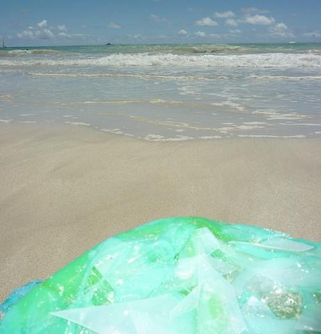 Kailua Beach Series, Untitled 6