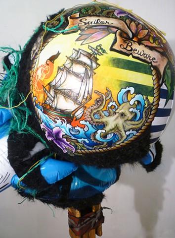 Detail... Sailor Beware