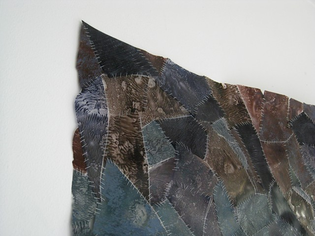 Oceanus (corner detail)