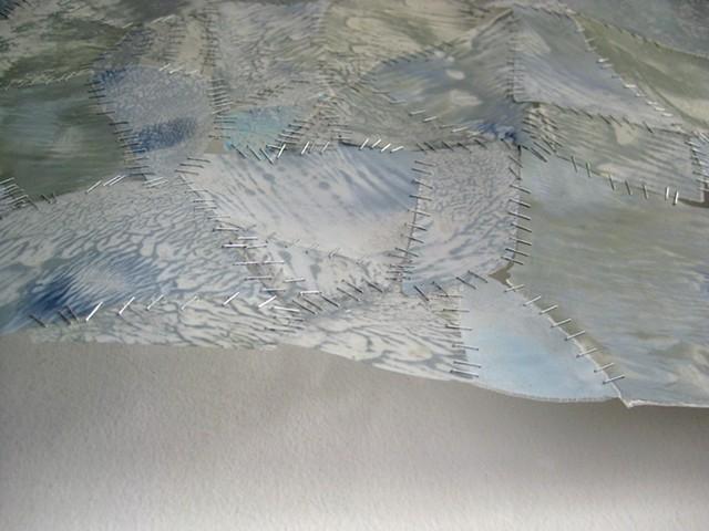 Oceanus (detail of bottom edge)