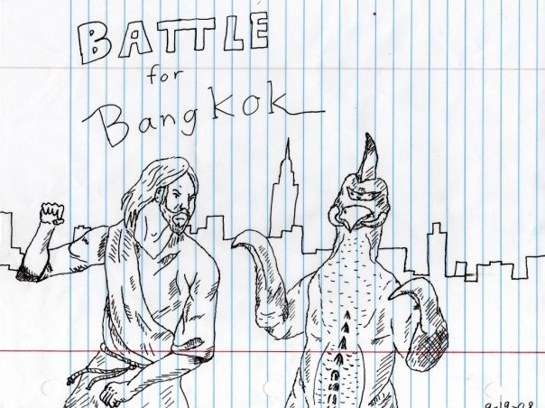 The Battle for Bangkok