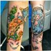 Tattoo by Steve Bahruth Needlewurks Saratoga