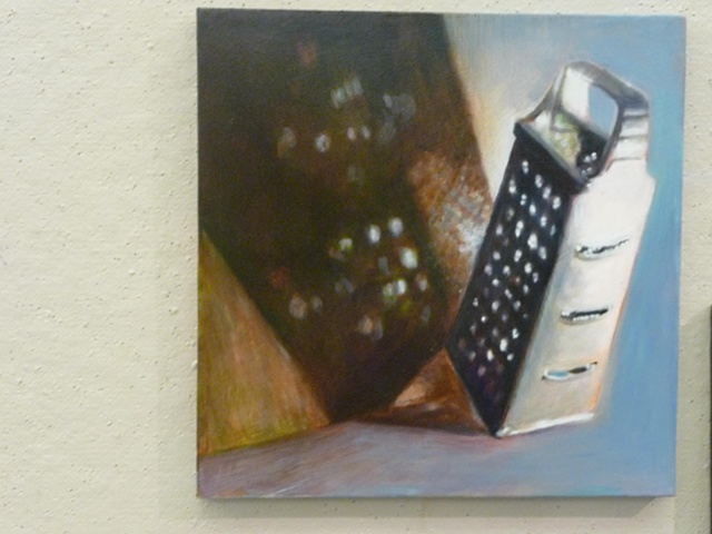 Evidence IV - The Grater - detail 2