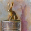Balance VII or Rabbit on a Can