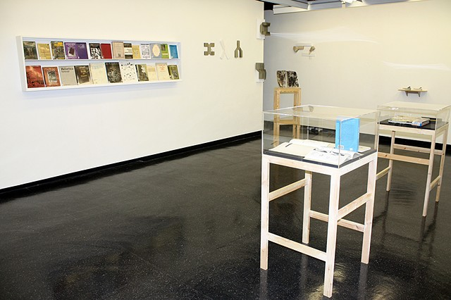 BookMare installation at Camberwell Space