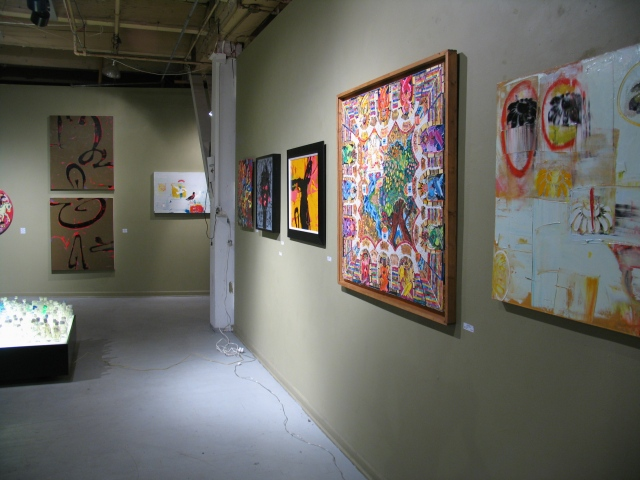 A Walk Through the Gallery