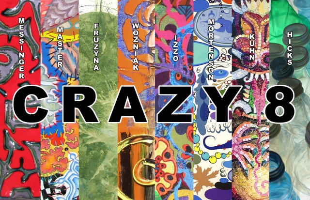 More Crazy 8 Art '07