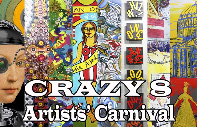 2016 Crazy 8 Artists' Carnival Press Release