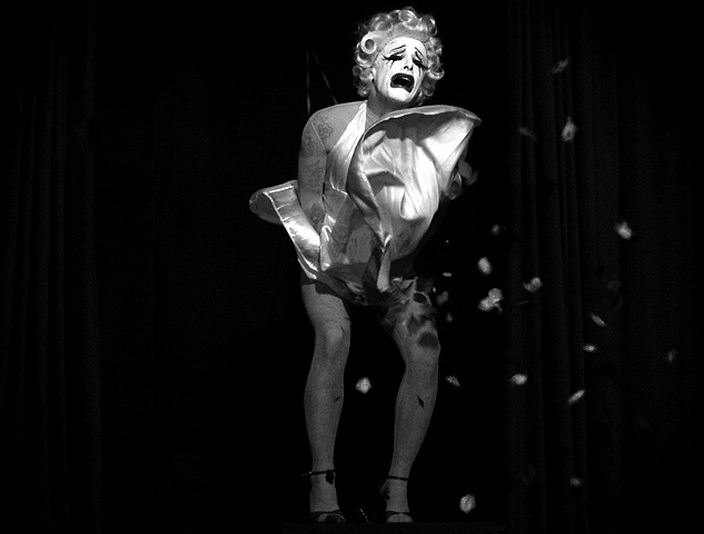 Dickie Beau - BLACKOUTS : Twilight of the Idols @ RVT