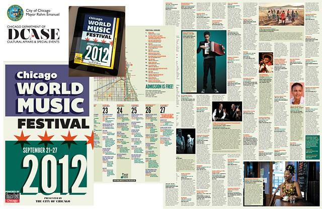 World Music Festival guide