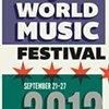 World Music Festival guide cover