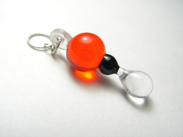 Glowberry with Black Pendant