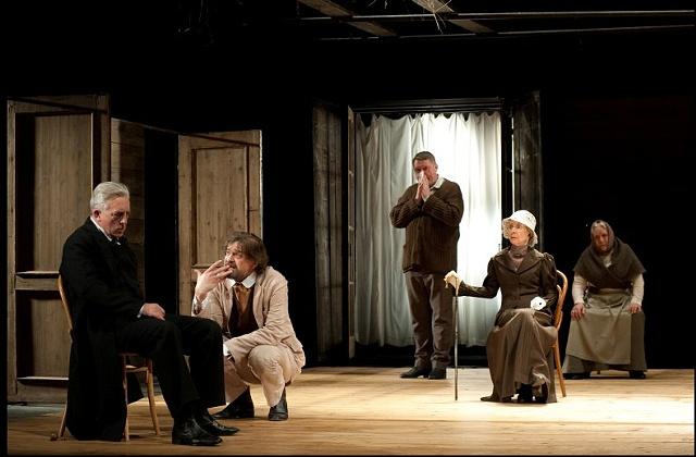 "Maly Drama Theatre Company - ""Uncle Vanya"""