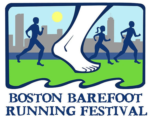 Boston Barefoot Running Festival logo