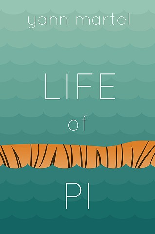 """Life of Pi"" - Cover"