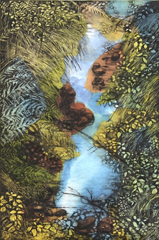 Highland Creek, Scotland