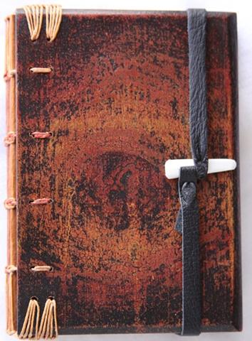 Coptic Ethiopian Hand-bound book