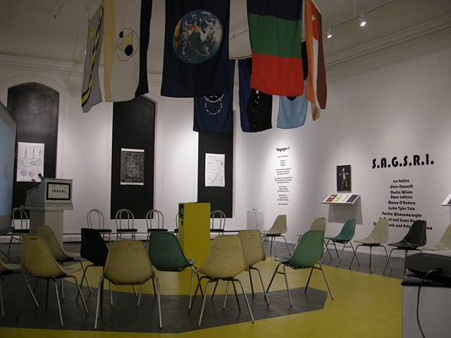 S.A.G.S.R.I. Forum (Installation)
