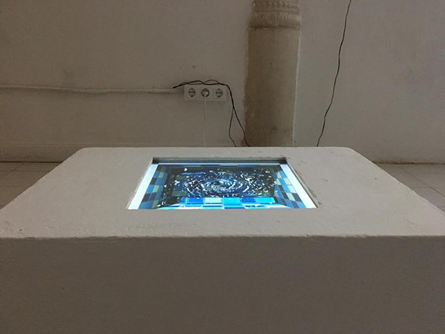 Pool, Installation Shot