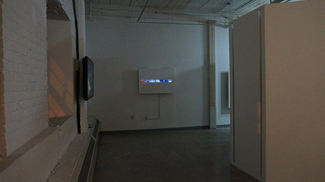 Solo Show Installation Shoot 2