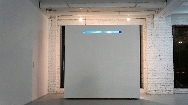 Slight (Video Documentation of the installation)