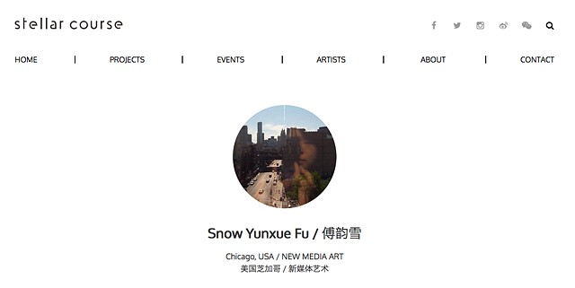 Snow Yunxue Fu Represented by Stella Art