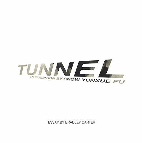 Tunnel, An Exhibition Text by Bradly Carter, Cover