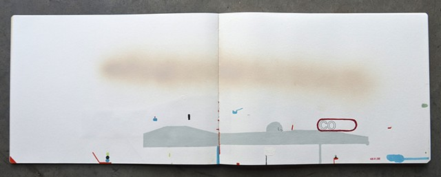 2013 sketchbook