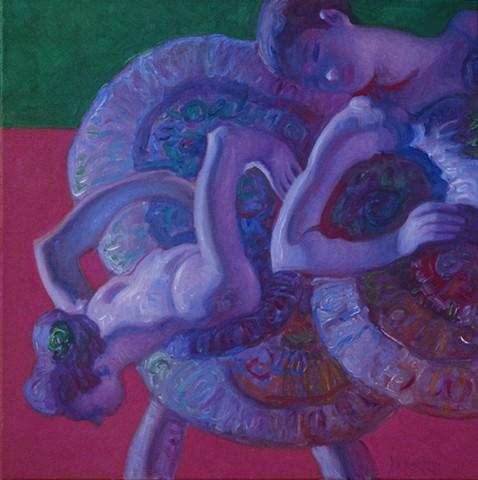 Blending Dancers #2
