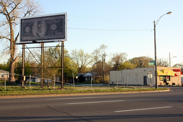 Detroit Billboard