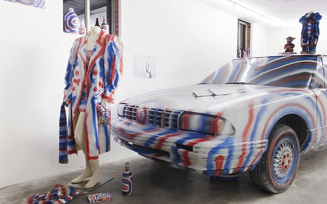 My Psychedelic American Dream Garage