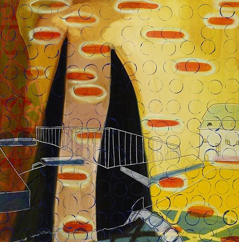 Flood: Literatur Museum Der Moderne / Geometry