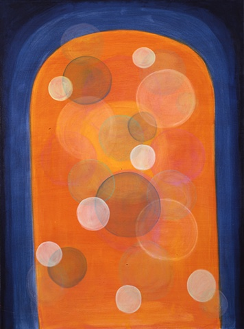 Orange and Blue Stage #2