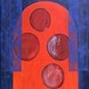 Orange and Blue Stage #1