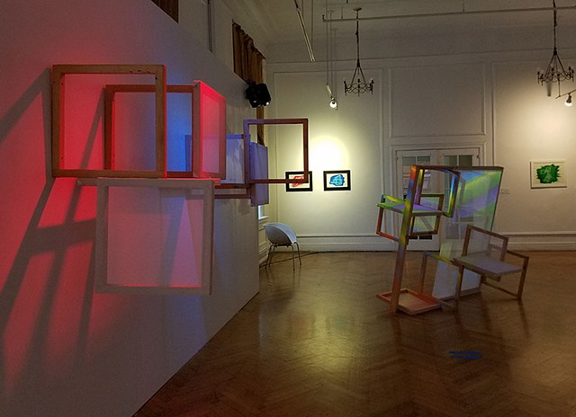 Constructs (installation view)