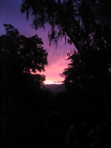 Ticuantepe Sunset